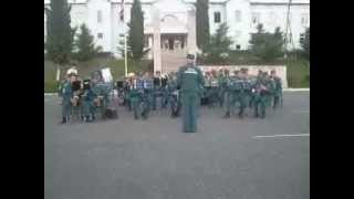 ԱԻՆ նվագախումբը ԼՂՀ-ում(оркестр МЧС)№3