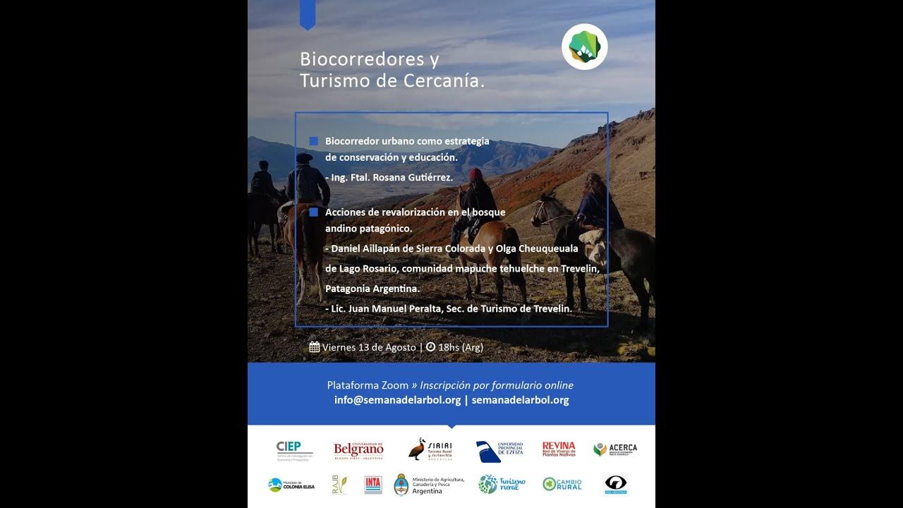 Imperdible #6 encuentro de Biocorredores y Turismo de Cercanía!