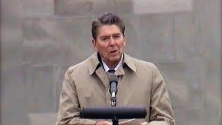 Ronald Reagan: Bergen-Belsen