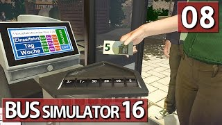 Bus Simulator 16 #8 NEUER BUS Lets Play Bus Simulator 16 deutsch HD