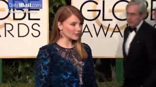 Bryce Dallas Howard at 2016 Golden Globes
