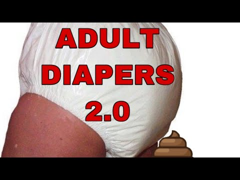 Adult Diapers Commercial 2.0 | Comedy Short