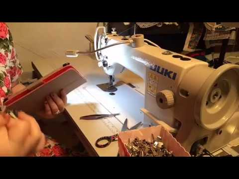 Part 1: Making the Lola Domed Handbag by Swoon Sewing Patterns - YouTube