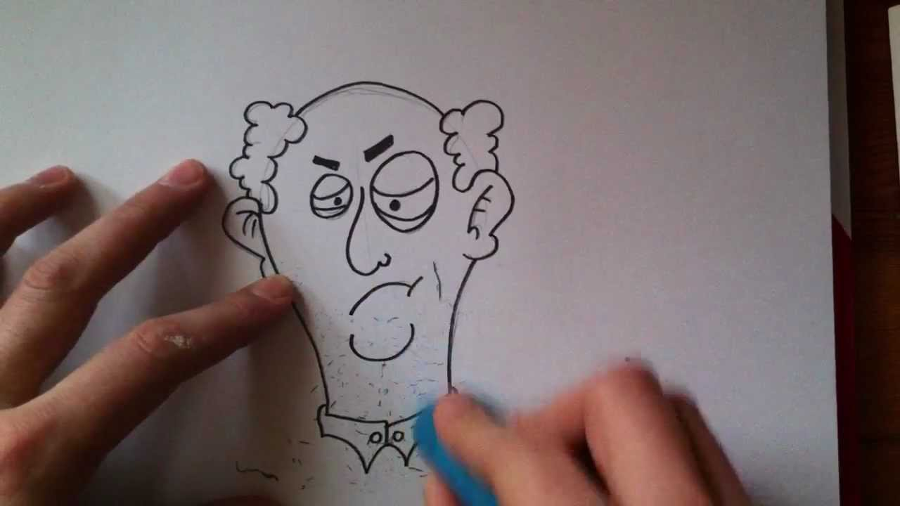 Cartoons Tekenen Voor Beginners Deel 4 Youtube