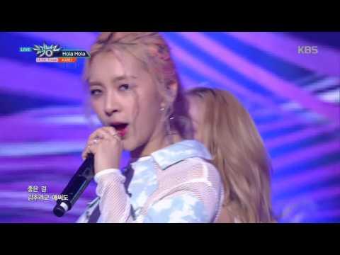 뮤직뱅크 Music Bank - Hola Hola - KARD.20170804