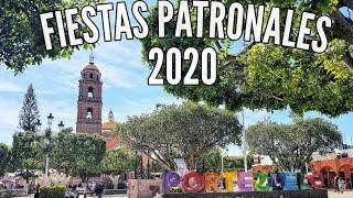 Fiestas Patronales Portezuelo Jalisco 2020 Enero 9 Parte 1