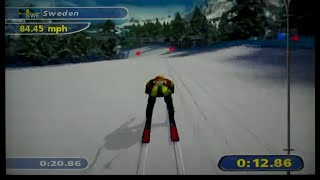 Salt Lake 2002 Playstation 2 Gameplay