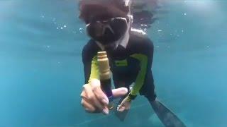 Ultimate Vape Tricks Underwater