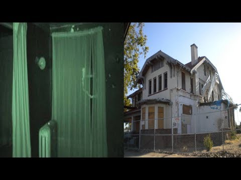 The Ghost Attack At Wolfe Manor, Clovis, California