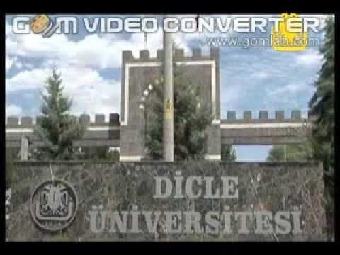 Dicle Üniversitesi Tanıtım 2012 2013