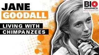 Jane Goodall: Living with Chimpanzees