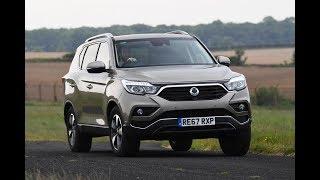 New Car: SsangYong Rexton review