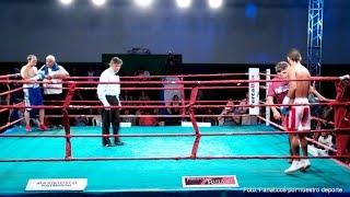 boxeo profesional en el bolson fanaticos xnd
