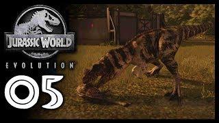 Darth Maul auf der 2. Insel | Jurassic World Evolution #05