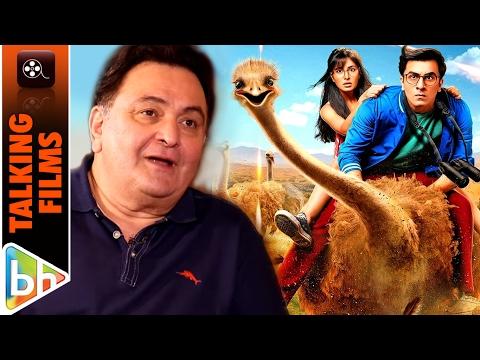 Ranbir Kapoor Is A GUTSY Actor | Rishi Kapoor | Jagga Jasoos | EXCLUSIVE