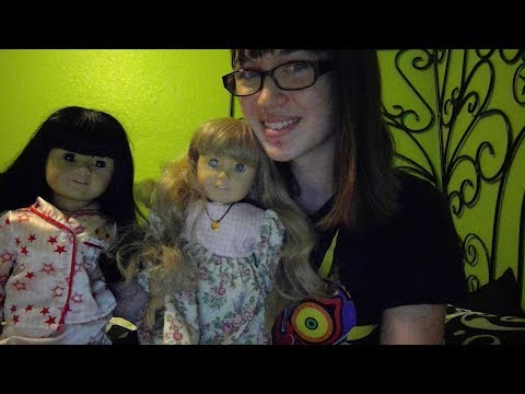 AMERICAN GIRL DOLL HAUL!! KIRSTEN AND NUMBER 4!!