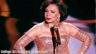 Shirley Bassey - I Will Survive  (Includes Pictures from the 2013 Oscars) (2007 Recording)