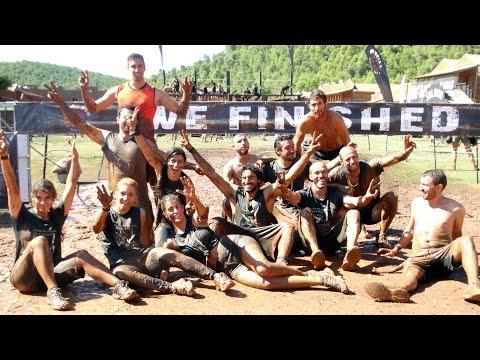Legion Run 2016 - Athens Parkour Academy (Team Whitebeard)