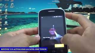Actualizar Software Alcatel Ot 606 Software