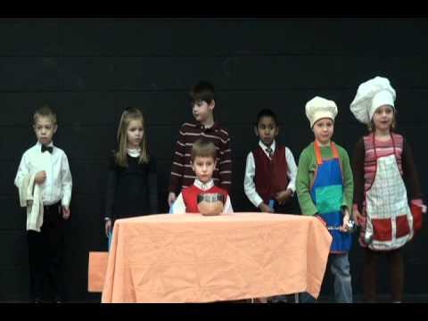 A Soup Opera  Kindergarten production!