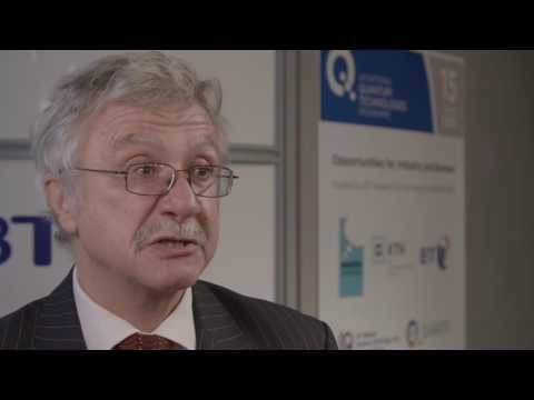 Interview with Steve Beaumont, Director, UK Hub in Quantum Enhanced Imaging (QuantIC)
