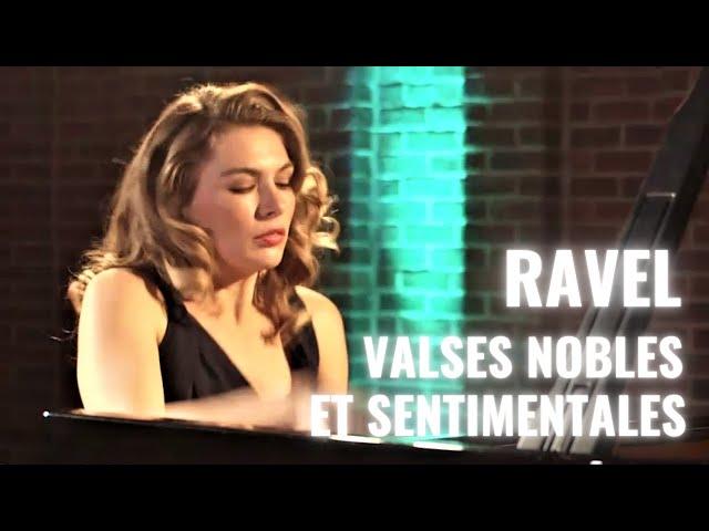 Ravel Valses Nobles et Sentimentales: Cordelia Williams: jazz-inspired, ground-breaking waltzes