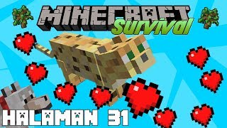 Yakin kucing punya 9 nyawa? ft. Anjing | Minecraft Survival Indonesia Nostalgia | Halaman 31