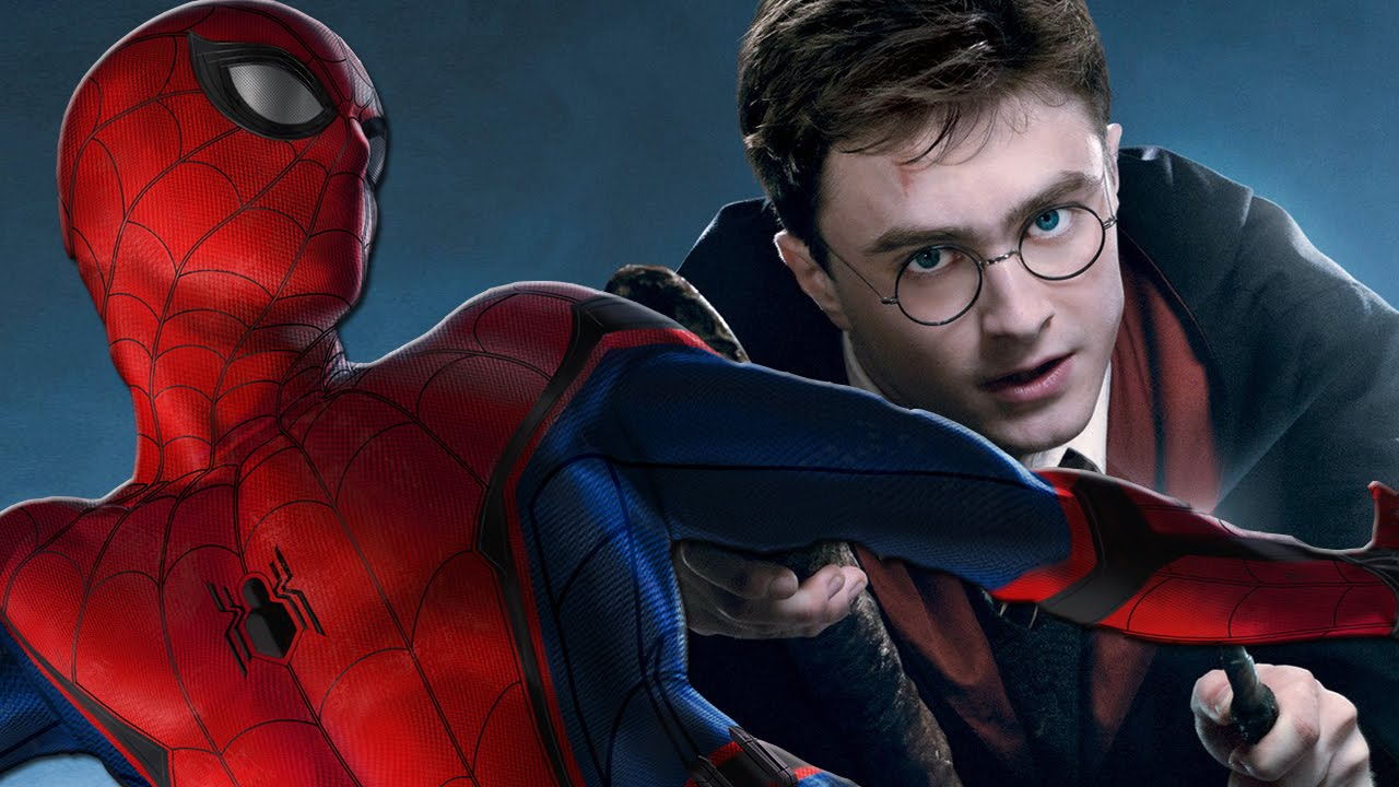 New spider man movies getting the harry potter treatment - Spiderman harry ...
