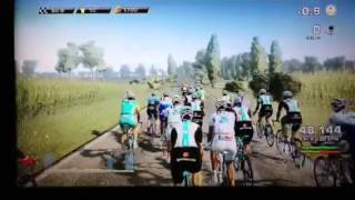 Tour de France 2012 PS3 Sky Etape 2 part1