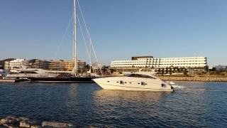 Princess V53 Yacht Hire Ibiza