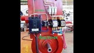 Generador tercera fase fácil de construir