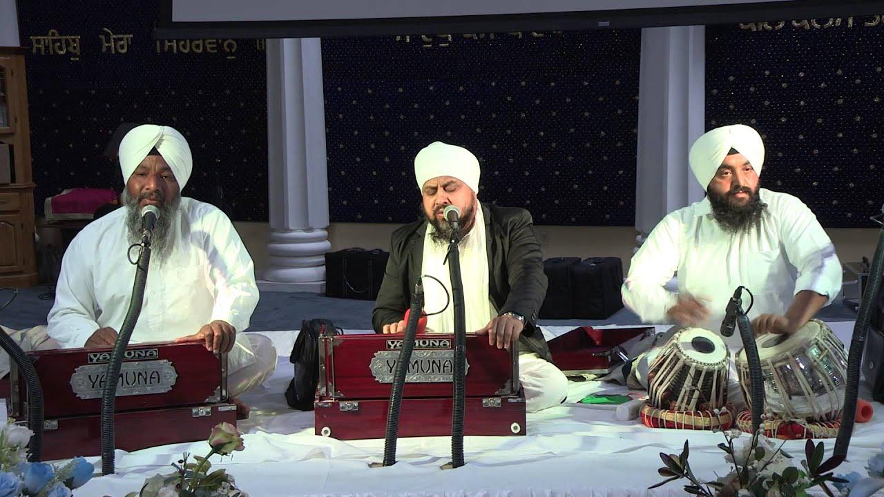 Bhai Onkar Singh (Una Sahib Wale) - Live at Sikh Gurdwara San Jose - Nov 11, 2015