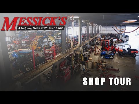 Messick's 40,000 Sq/ft Equipment Shop Tour | Elizabethtown, PA.
