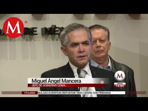 Tláhuac, único punto en CdMx ligado con 'narco': Mancera