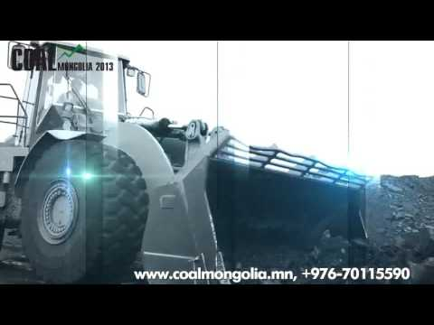 Coal Mongolia-2013 International coal trade, investment, conference and exhibition