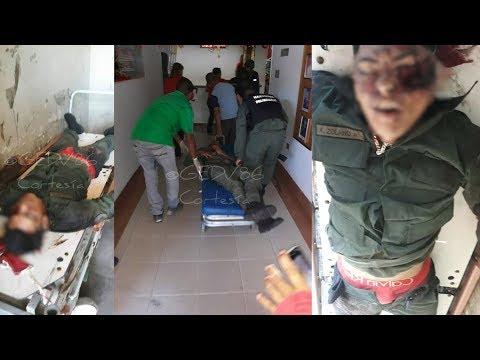 ELN masacra militares venezolanos