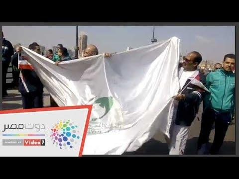 العاملون بالبريد ينظمون مسيرات تأييد للتعديلات الدستورية  - 17:54-2019 / 4 / 20