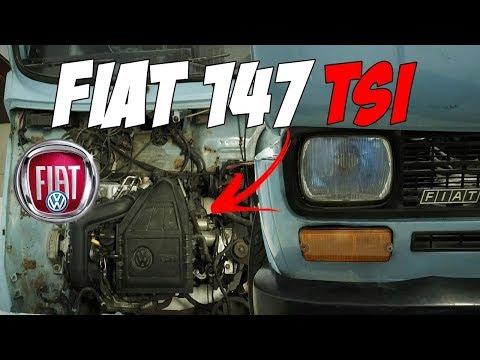 FIAT 147 COM
