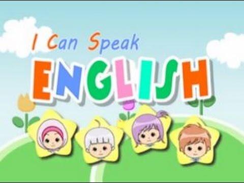 VCD Belajar Bahasa Inggris untuk anak-anak
