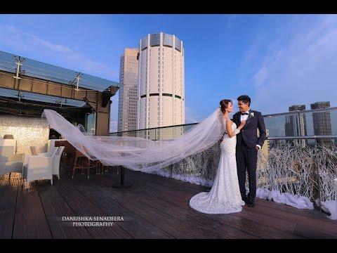 CHATHURA AND DILUSHI WEDDING TRAILOR