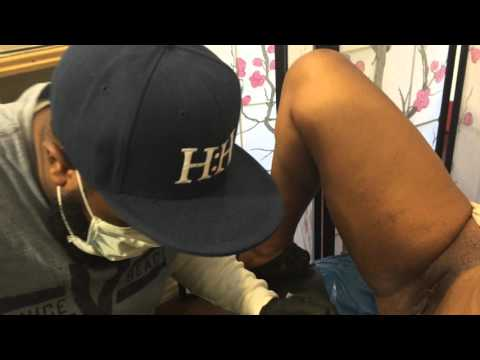 Clit piercing by: Dre @HarlemHype from YouTube · Duration:  6 minutes 56 seconds