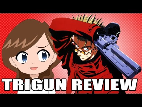 TRIGUN REVIEW! How Robyn Feels About Vash The Stampede