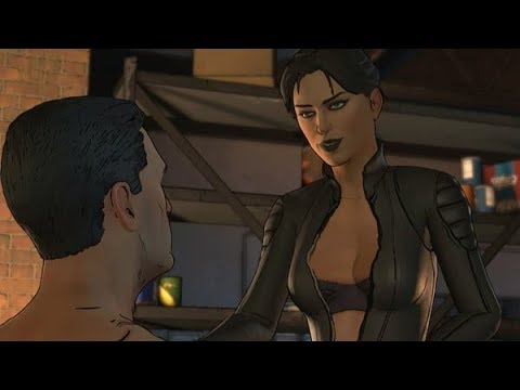 Batman: The Telltale Series - Selina Kyle Romance