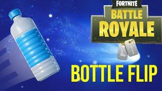 Fortnite Bottle flip Royal