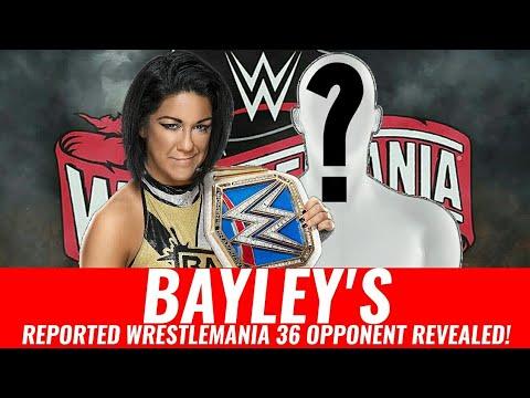 WWE WrestleMania 36 Rumors: Sasha Banks vs. Bayley Originally ...