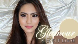 GLAMOUR MAKEUP (bahasa indonesia) || TRIXIE WILONA