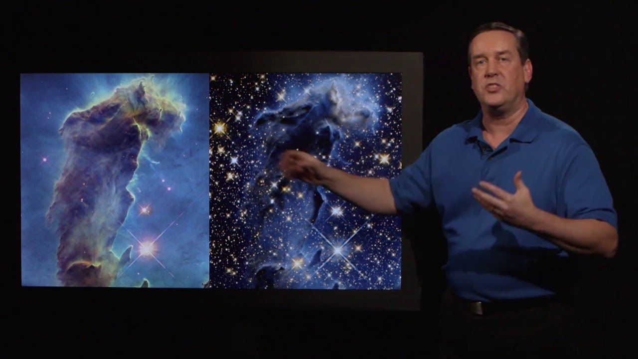 Download New Views of the Pillars of Creation: Hubble's Universe Unfiltered