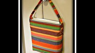 Recessed Zipper Bag (Constructing The Bag)