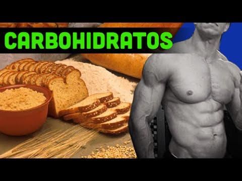 carbohidratos para ganar masa muscular