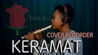 Dangdut Rhoma Irama KERAMAT | Cover Recorder | Indonesian